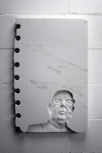 o.T. (Portrait Gabriele Amorth)
